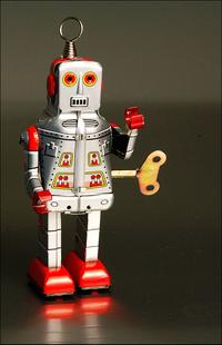 Robot de stoub