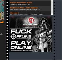 Fuckofflineplayonline