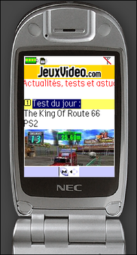 Jeuxvideo.com version imode