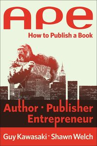 APE How to publish a book