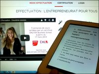 MOOC effectuation