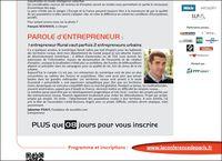 Newsletter conférence de paris n°15