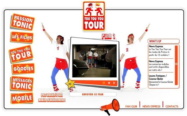 Tou Tou You Tour